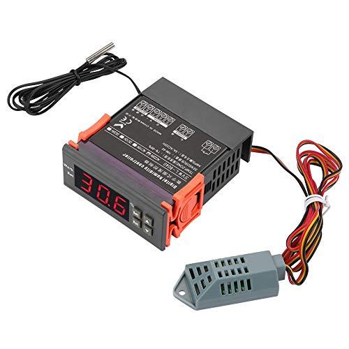 Digitaler Luftfeuchtigkeit Regler AC 220V 200mA SVWL-8040 Bereich 1% -99% RH Typ HM-40   Sensor -