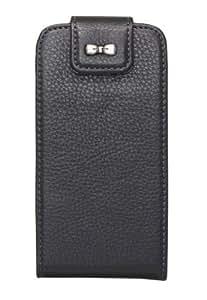 Etui cuir grainé Eden Park pour Samsung Galaxy S2 i9100 collection Academy
