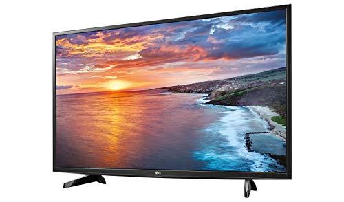LG 108 cm (43 inches) 43UH617T 4K Ultra HD LED IPS TV (Black)