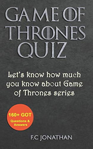 GAME OF THRONES QUIZ: Let's know how much you know about Game of Thrones series