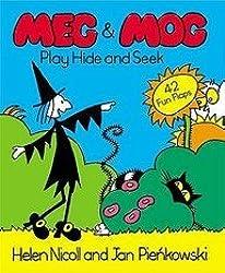 MEG AND MOG PLAY HIDE-AND-SEEK BY (PIENKOWSKI, JAN) HARDBACK