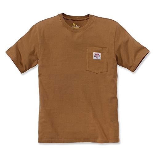 Carhartt K87 Icon Tee T-Shirt Brown -