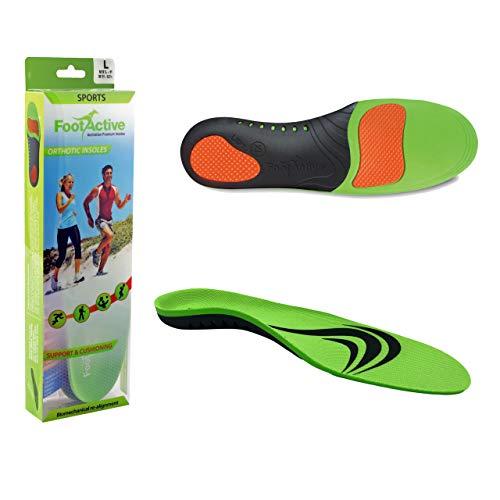 FootActive Sport - L`Originale! - Ideale per Lo Sport, per Lavoro e per la Vita Quotidiana (35-38 XS)