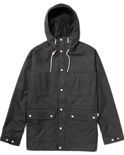 Burton Herren Jacke MB Anthem True Black