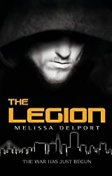 The Legion (The Legacy Trilogy Book 2)