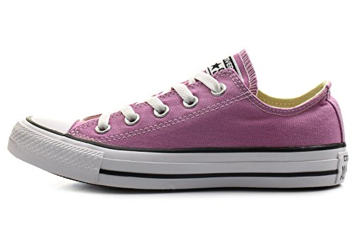 Converse All Star Seasonal Unisex Adult's Shoes Pink Size: 7