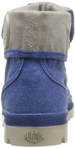 Palladium Baggy, Unisex-Kinder Stiefel Blau (Pirate)