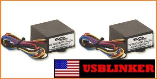 US Blinker Modul / US Standlicht Modul - komplett Set