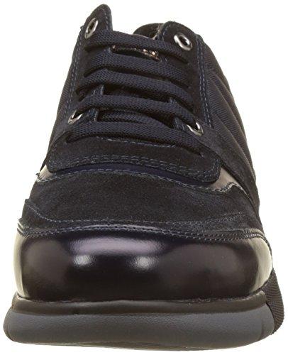 Stonefly Neptune 3 Brush O / Ve, Sneaker Uomo Blu (blu / Marine)