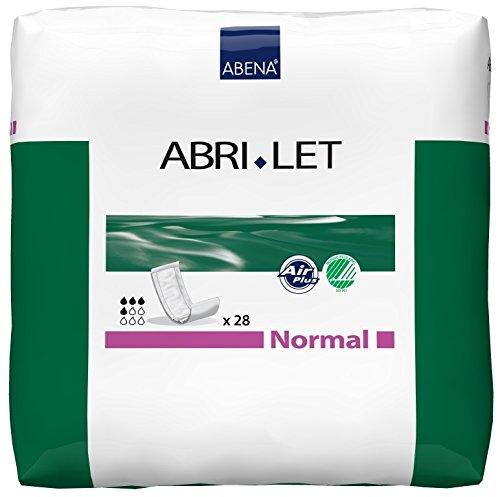 Abena Abri-Let Normal ohne PE-Folie - PZN 10389648 - (252 Stück)