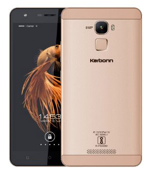 Karbonn Aura Note 4G (Champagne Gold, 16GB) offer
