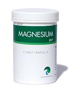 Magnesium-pur Kapseln 250 Stück Dose