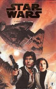 Star wars, l'heritier de l empire, tome 2