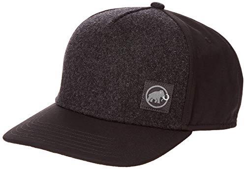 Mammut Herren Kappe Alnasca Cap Black/Phantom S-M