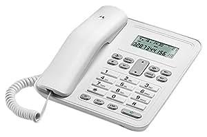 Motorola CT320 Téléphone filaire Blanc