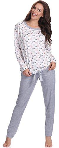 Italian Fashion IF Pyjama Femme Azalia 0223 Saumon