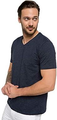 DeFacto V Yaka T-shirt Erkek T-Shirt
