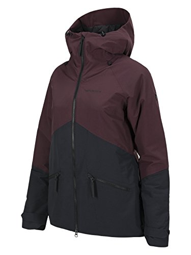 Peak Performance W Greyhawk Ski Jacket Mahogany - XL