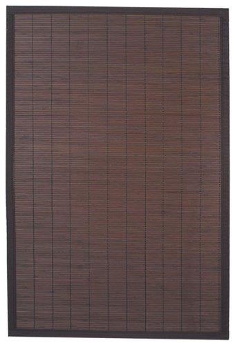 Ridder 79513380-350 Holzvorleger, Bambusmatte dunkelbraun