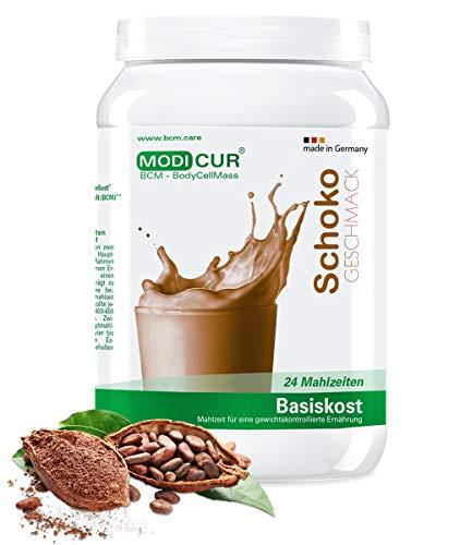 BCM Modicur Basis Schokolade 1 Dose à 530g (24 Portionen/Eiweißshake/BCM BodyCellMass)