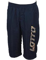 Lotto - Devin iv navy pants mid - Pantacourt bermuda