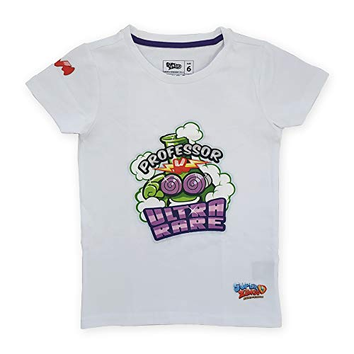 SuperZings Camiseta, Profesor K Blanco