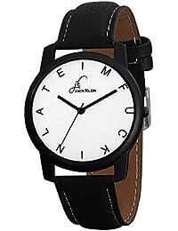 Jack Klein White Dial Black Dial Formal Elegant Watch
