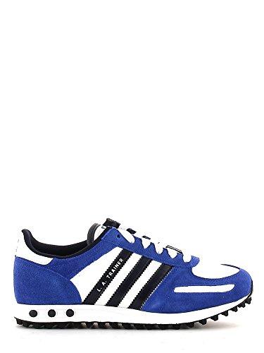 Adidas LA Trainer K (Q20590) White/Black/Blue