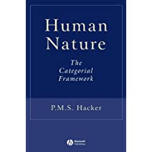 Human Nature: The Categorial Framework