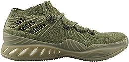 scarpe basket adidas verdi