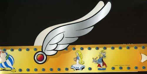 asterix-intermarche-galette-des-rois-1997-couronne-carton-sans-le-menhir