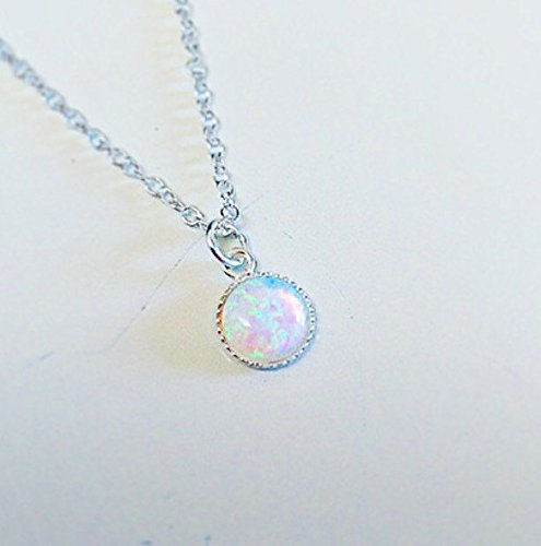 sterling-silver-handmade-dainty-and-simple-white-fire-opal-necklace
