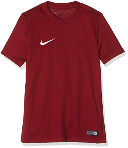 Nike Kinder Trainingstrikot Park VI, rot (Team Red/White), L, 725984-677