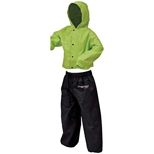 Price comparison product image Driducks Polly Woggs Kids Hv Green-LG - PW6032-148LG by Driducks