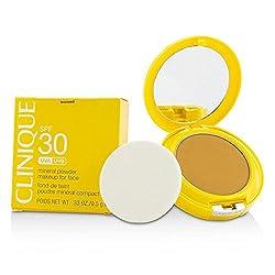 Clinique Sun SPF 30 Mineral Powder Makeup For Face - Bronzed 9. 5g/0. 33oz