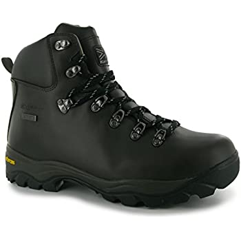 0c32098a1bd Karrimor Mens Orkney 5 Walking Boots Brown UK 10: Amazon.co.uk ...