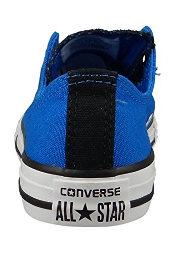 Converse CTAS SLIP 656089C Unisex Kinder Leinen Slipper/Kletthalbschuh Blau (Blau)