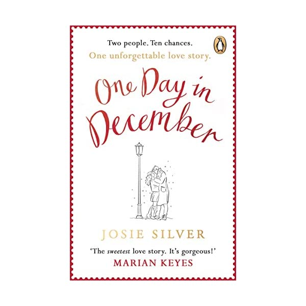 One Day in December: the heart-warming and uplifting bestseller that everyone's falling in love with 41iaZkUYxtL