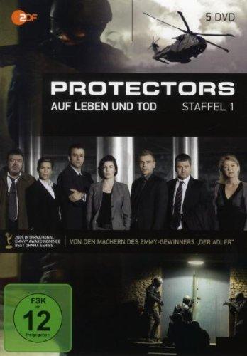Protectors - Auf Leben und Tod - Staffel 1 (5 DVDs) - Protector Klasse