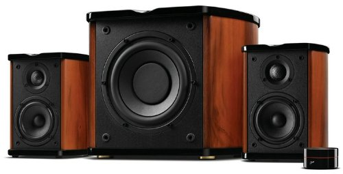 Reviews for Swans M50W 2.1 multimedia speakers