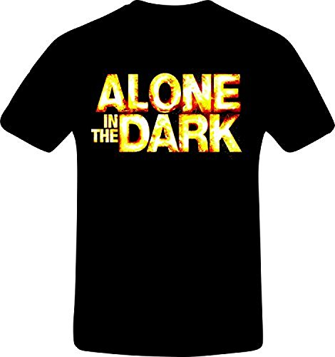 Alone in the Dark, Best Quality Costum Tshirt