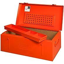 Bahco 1496MB4 Caja de Herramientas metálica