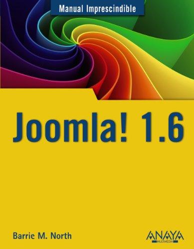 Joomla! 1.6 (Manuales Imprescindibles) por Barrie M. North