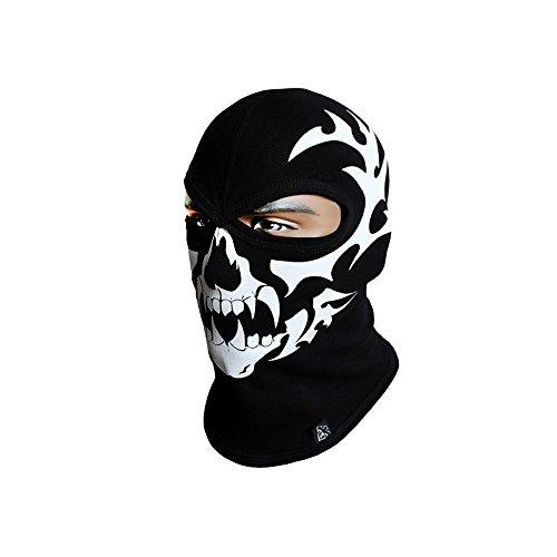 ROUGH RADICAL Sturmhaube Skimaske Sturmmaske Skull (M/L, Muster 5S)