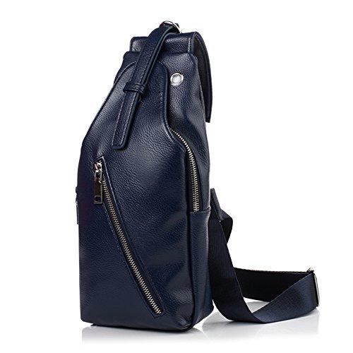 Pacco petto delle donne/versione coreana del trend di borse casual/Shoulder Bag Messenger/tasca/borse da viaggio-B B