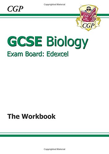 GCSE Biology Edexcel Workbook (A*-G Course) (Workbooks With Separate Answer)
