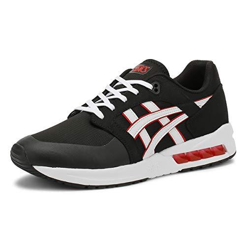 ASICS Gel-Saga SOU Herren Schwarz/Weiß Sneakers-UK 6 / EU 40