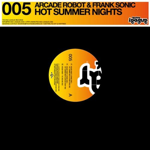 Hot Summer Nights (Frank Sonic Mix) Robot Frank