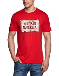 Emerica mad in emerica t-shirt pour homme