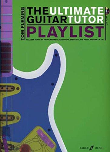 Ultimate Guitar Tutor Playlist: (Guitar Songbook) (Book/CD)